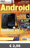 continua... ANDROID MAGAZINE N.6