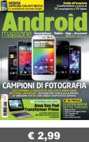 continua... ANDROID MAGAZINE N.7