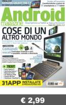 continua... ANDROID MAGAZINE N.10