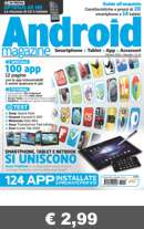 continua... ANDROID MAGAZINE N.15