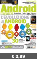 continua... ANDROID MAGAZINE N.18