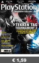 continua... PLAYSTATION MAGAZINE N.121
