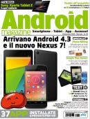 continua... ANDROID MAGAZINE N.25