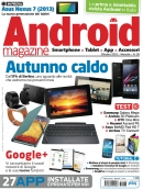 continua... ANDROID MAGAZINE N.26