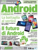 continua... ANDROID MAGAZINE N.30