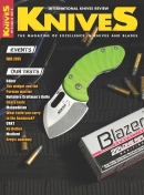 continua... KNIVES INTERNATIONAL REVIEW 2015 3