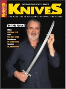 continua... KNIVES INTERNATIONAL REVIEW 2016 n.15