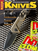 continua... KNIVES INTERNATIONAL REVIEW 2016 n.17