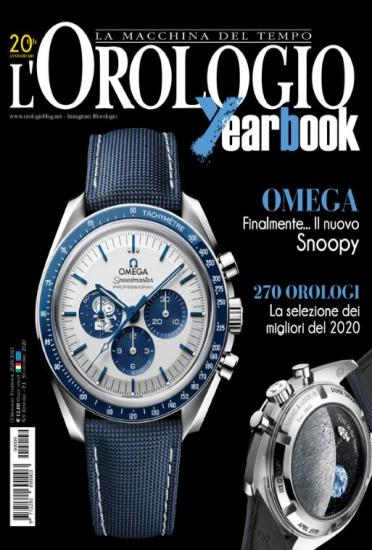 L'OROLOGIO YEARBOOK 2020/2021